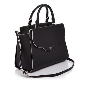 Kate Spade Leather Leewood Place Makayla Bag